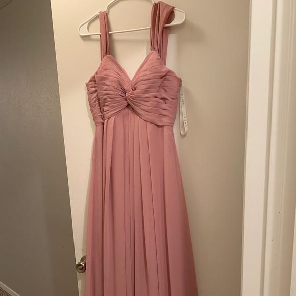Azazie Dresses & Skirts - AZAIE Bridesmaid dress! Dusty Rose